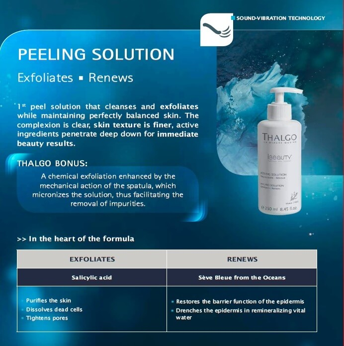 iBeauty Peeling Solution