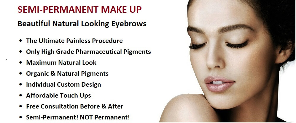 Eyebrow Microblading Oakville Beauty Institute